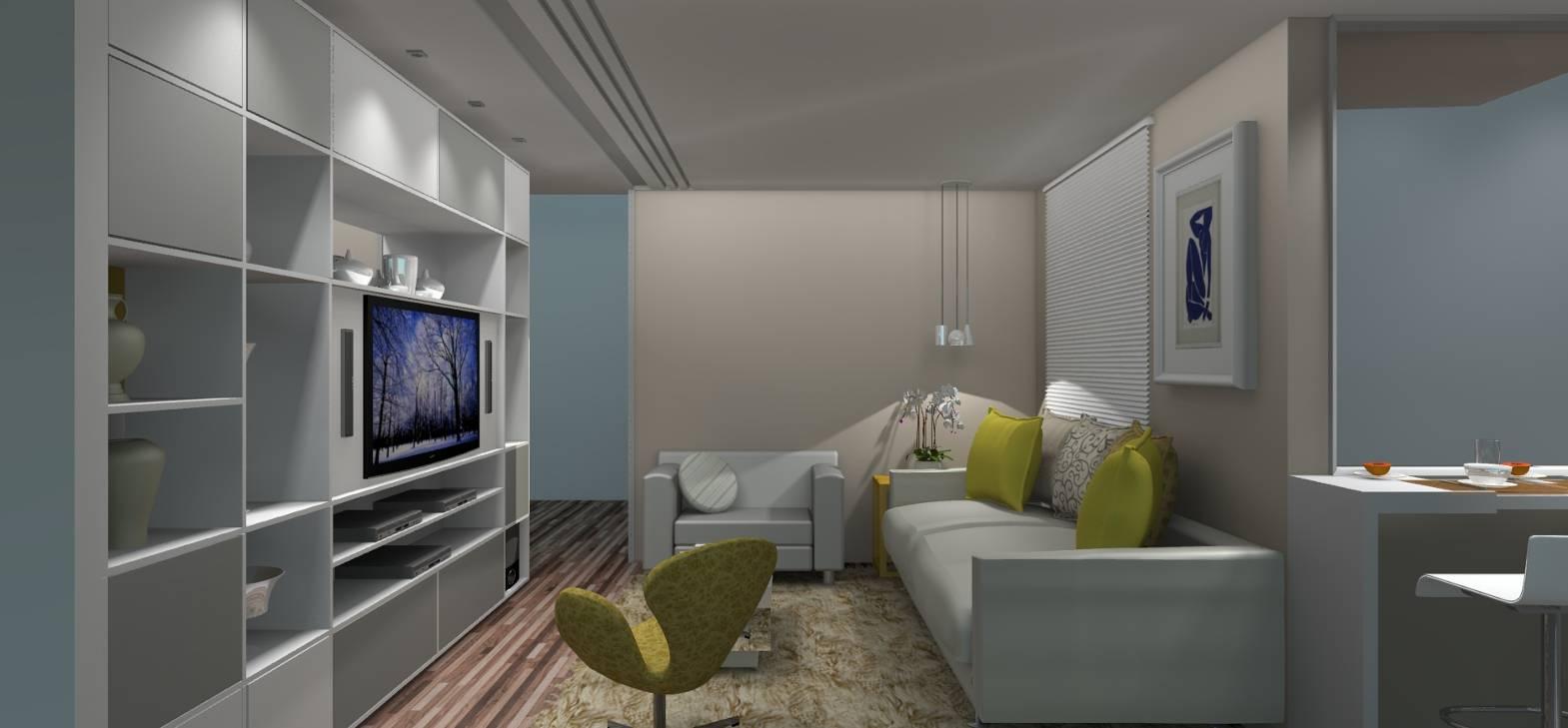 Apartamento com ambiente confortável, prático e belo.