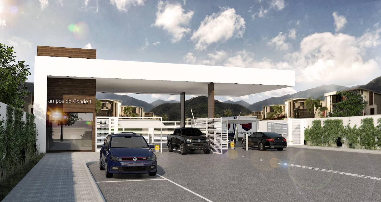 Projeto de modernização da portaria usando novas tecnologias e técnicas de segurança.